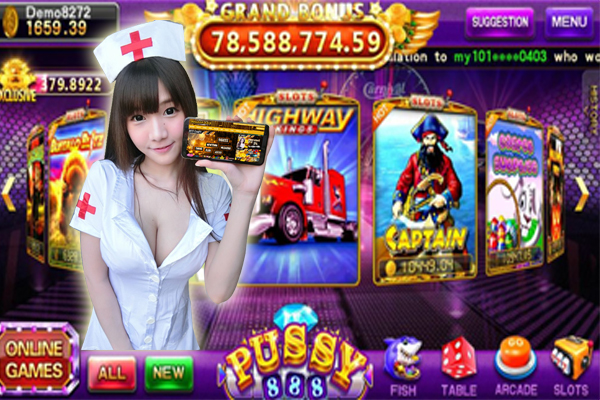 game slot pussy888
